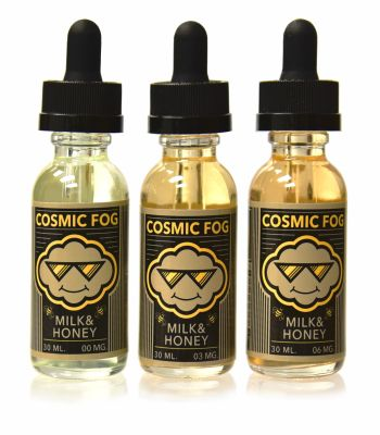 Cosmic Fog Eliquid - Milk & Honey