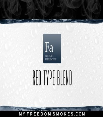 TFA - Red Type Blend (Flavoring)