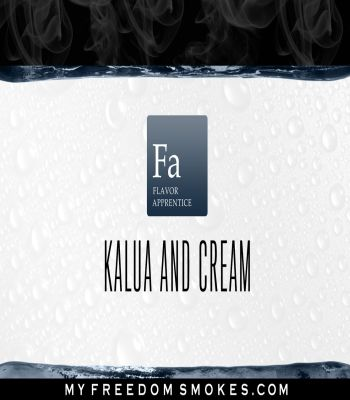 TFA - Kalua and Cream Type (Flavoring)