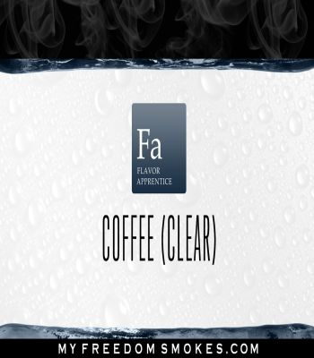 TFA - Coffee [Clear] (Flavoring)