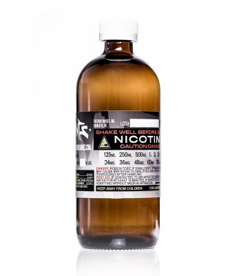 UnFlavored Nicotine E-Liquid Base