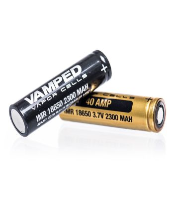 Vamped 40A 18650 Mod Battery